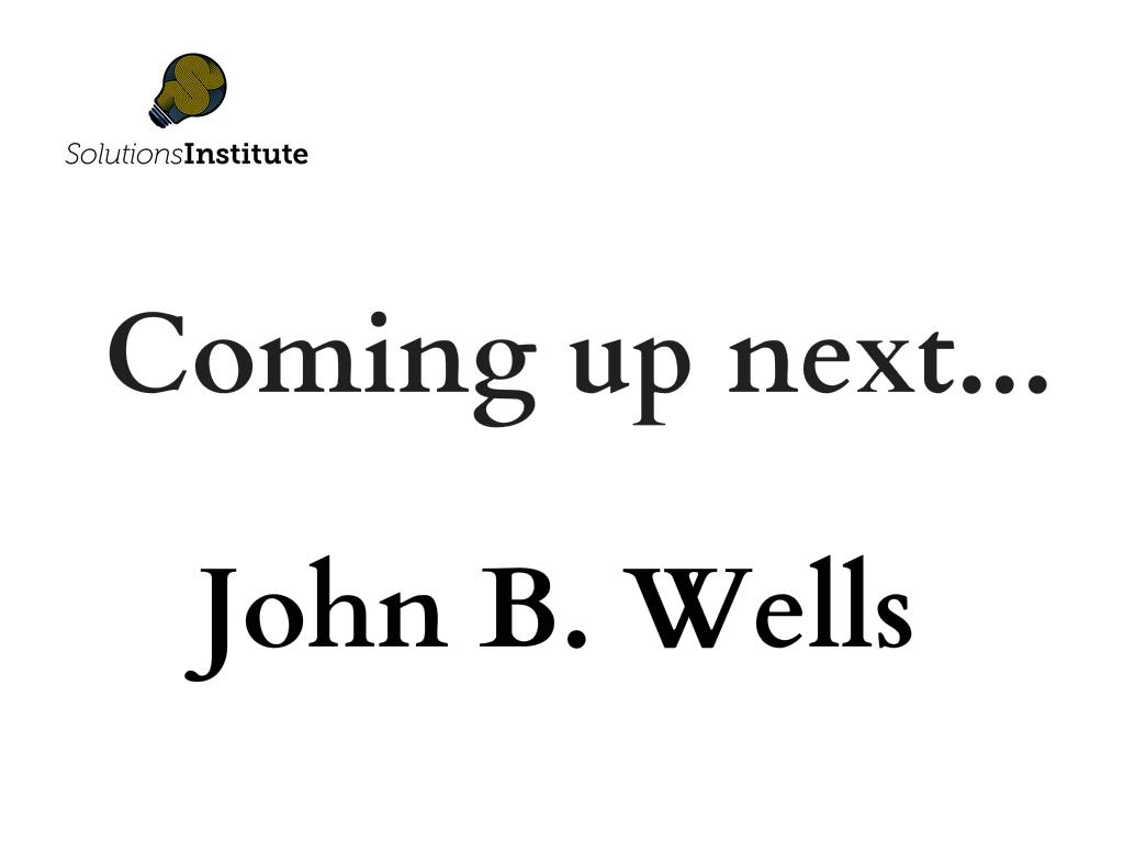 John B Wells